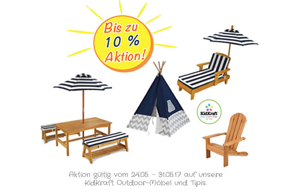 outdoor gartenm bel f r kinder beim holzspielzeug profi. Black Bedroom Furniture Sets. Home Design Ideas