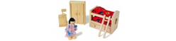 Möbel für Puppenhäuser