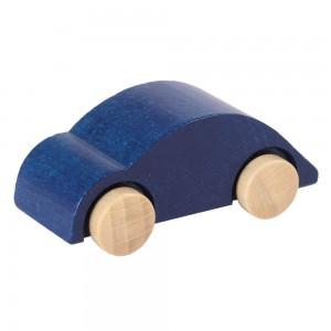 Beck Miniatur Beetle in blau - Holzspielzeug Profi