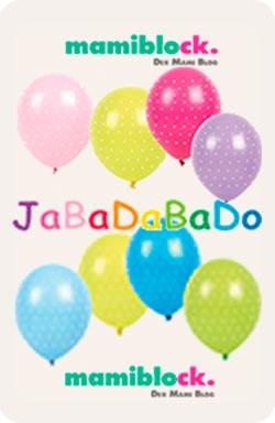 Bekannt von MAMIBLOCK - Party-Deko von JaBaDaBaDo