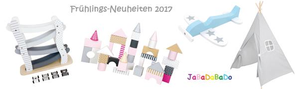 JaBaDaBaDo Neuheiten Frühling 2017
