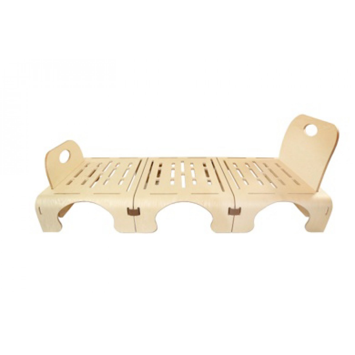 Einzelbett design  Flowerssori Einzelbett - Design Möbel beim Holzspielzeug Profi!