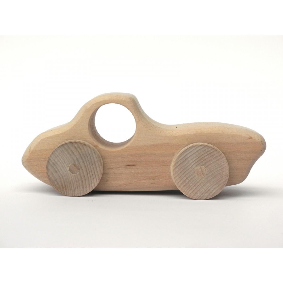 Schaukeltier holzauto colette beim holzspielzeug profi for Holzspielzeug profi