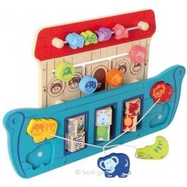 I´m Toy Wandspiel Arche - Holzspielzeug Profi