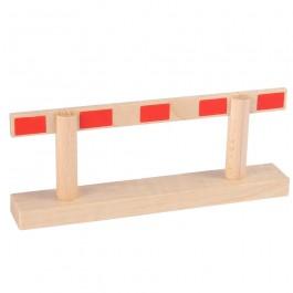 Beck Straßensperre - Holzspielzeug Profi