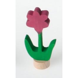 GRIMM´S Stecker Blume rosa