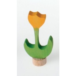 GRIMM´S Stecker Tulpe gelb