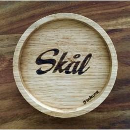Holzpost® Untersetzer Skål - Holzspielzeug Profi