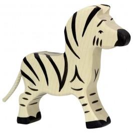 Holztiger Kleines Zebra - Holzspielzeug Profi