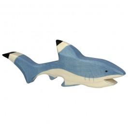 Holztiger Hai - Holzspielzeug Profi