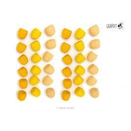 Grapat Mandala Kleine Honeycombs  - Holzspielzeug Profi