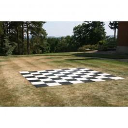 Übergames Garten Schach Fliesen - Holzspielzeug Profi