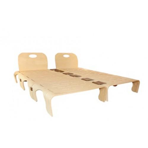 flowerssori kingsize bett design m bel beim holzspielzeug profi. Black Bedroom Furniture Sets. Home Design Ideas