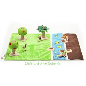 anaMalz Spiellandschaft: im Einsatz (ohne Zubehör) - Holzspielzeug Profi
