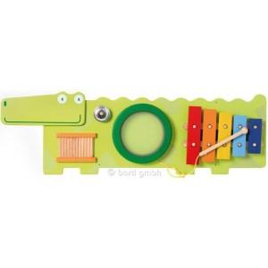 I´m Toy Wandspiel Krokodil - Holzspielzeug Profi