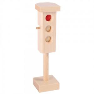 Beck Verkehrsampel - Holzspielzeug Profi