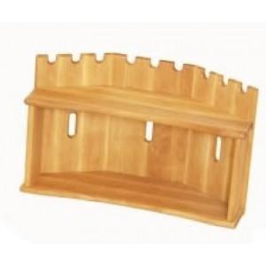Drewart Mauer für große Festung - Holzspielzeug Profi