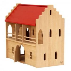 Drewart Kleines Ritterhaus - Holzspielzeug Profi