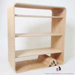 Flowerssori Bücherregal Cat 3 offen - Holzspielzeug Profi