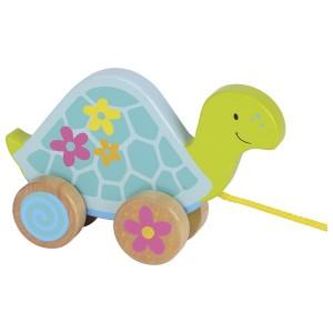 goki Zietier Schildkröte Susibelle - Holzspielzeug Profi