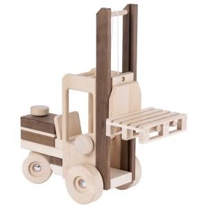 Gabelstapler von goki nature  - Holzspielzeug Profi