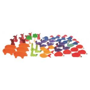 GRIMM´S Figuren zum Zählen und Erzählen - Holzspielzeug Profi