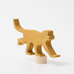 GRIMM´S Stecker Äffchen - Holzspielzeug Profi