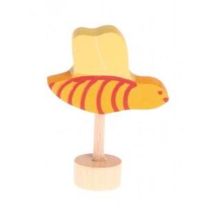 GRIMM´S Stecker Biene - Holzspielzeug Profi