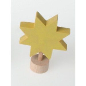 GRIMM´S Stecker Stern - Holzspielzeug Profi
