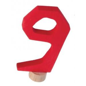 GRIMM´S Zahlenstecker 9