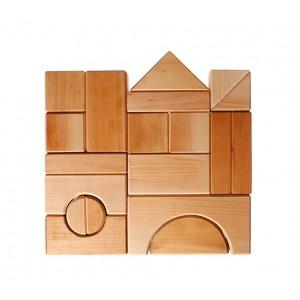 GRIMM´S Riesenbauklötze natur - Holzspielzeug Profi