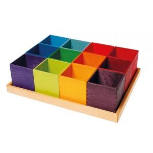 GRIMM´S Große Sortierhilfe  - Holzspielzeug Profi