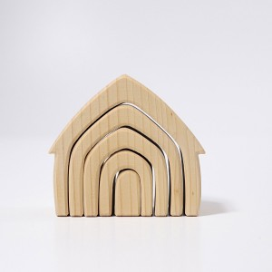 GRIMM´S Haus natur - Holzspielzeug Profi