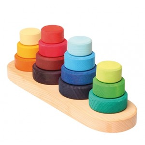 Grimm´s Steckspiel Fabuto - Holzspielzeug Profi