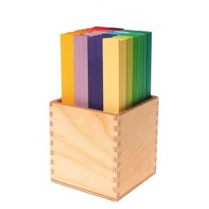 GRIMM´S Leonardo Stäbchen bunt - Holzspielzeug Profi