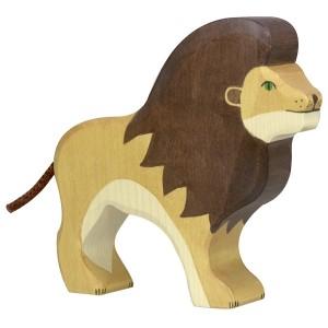 Holztiger Löwe - Holzspielzeug Profi