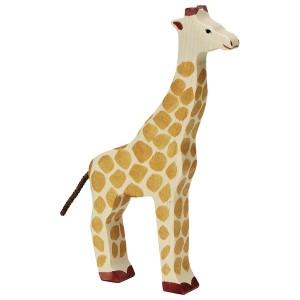 Holztiger Giraffe - Holzspielzeug Profi