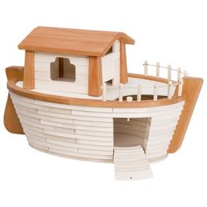 Holztiger Arche Noah  - Holzspielzeug Profi