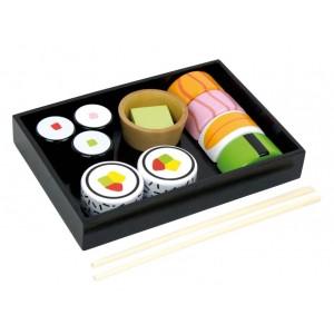 JaBaDaBaDo Sushi-Set - Holzspielzeug Profi