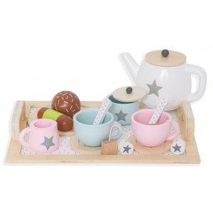JaBaDaBaDo Tee-Set - Holzspielzeug Profi