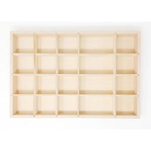 Grapat Tinker Tray Setzkasten - Holzspielzeug Profi
