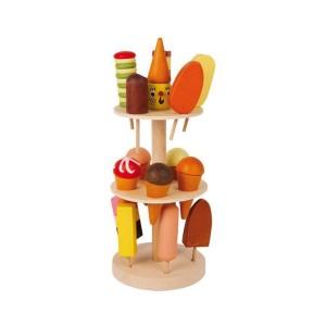 Eisständer - Holzspielzeug Profi