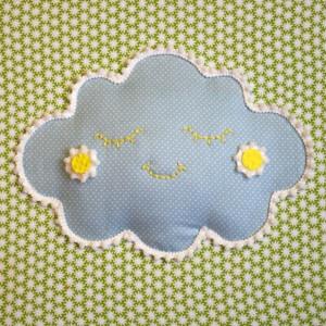 MOEPA Textil-Bild Springy Cloud - Holzspielzeug Profi