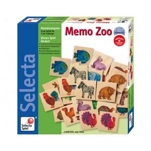 Selecta Memo Zoo