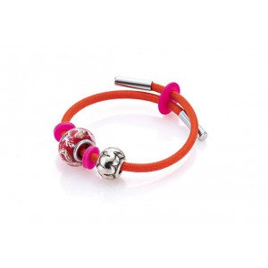 Selecta Kinderschmuck Armband Set orange - Holzspielzeug Profi