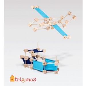 Mini Trígonos M - Holzspielzeug Profi