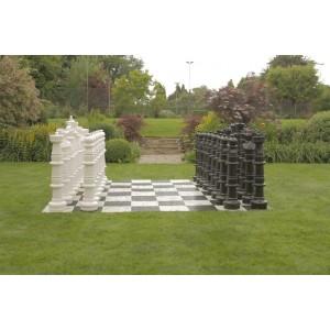 Übergames Riesen Schachfiguren Gigant 120 cm - Holzspielzeug Profi