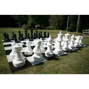 Übergames Giga Riesen Schachfiguren - Holzspielzeug Profi