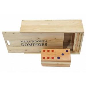 Übergames Mega Domino - Holzspielzeug Profi