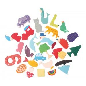 GRIMM´S ABC Lernfiguren
